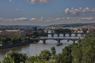 Moldaubrücken