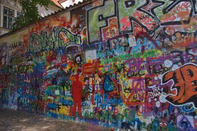 John-Lennon-Mauer