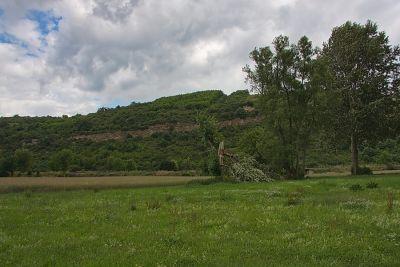 Alte Weinbergmauer