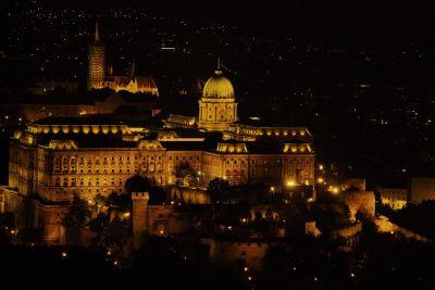 Burg von der Zitadelle aus