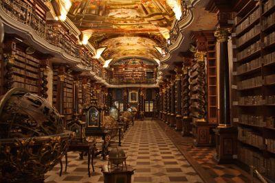 Bibliothek Klementinum