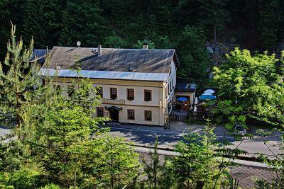 Felsenmühle