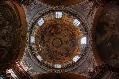 St. Nikolaus - Kuppel