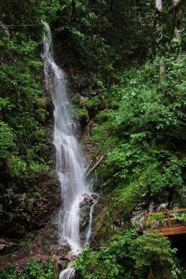 Wasserfall Lotenbachklamm