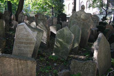 Alter jüdischer Friedhof